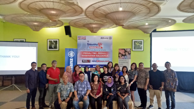 Gathering MNC Trijaya FM dan Allianz