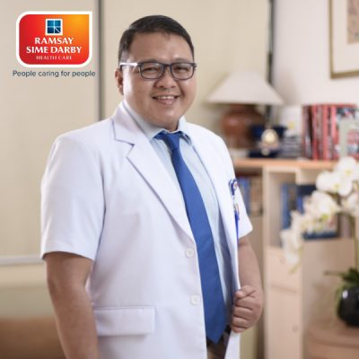 dr. Arief Poetranto, Sp. BD