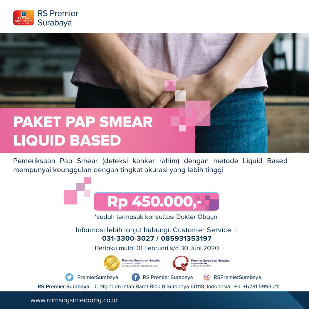 Paket PAP SMEAR Liquid Based