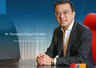 Group CEO Ramsay Sime Darby Health Care - Mr. Raymond Chong Chin Wah